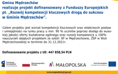 Wręczenie dofinansowań w ramach Regionalnego Programu Operacyjnego Województwa Małopolskiego na lata 2014-2020